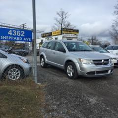 Used 2013 Dodge Journey PRE-OWNED CERTIFIED- ECONOMICAL SUV for sale in Scarborough, ON