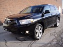 Used 2008 Toyota Highlander VERY CLEAN LOADED LEATHER BACK CAM for sale in North York, ON