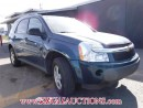 Used 2006 Chevrolet EQUINOX  4D UTILITY AWD for sale in Calgary, AB