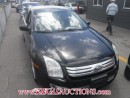 Used 2006 Ford FUSION SEL 4D SEDAN V6 for sale in Calgary, AB