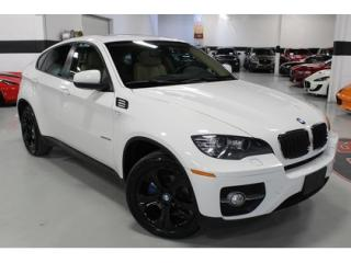 Used 2011 BMW X6 xDrive35i   LOCAL VEHICLE   FULLY LOADED for sale in Vaughan, ON