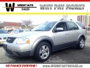 Used 2007 Ford Freestyle SEL| 6 PASSENGER| CRUISE CONTROL| 115,508KMS for sale in Cambridge, ON