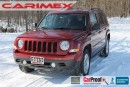 Used 2012 Jeep Patriot Sport/North | NAVI | 4x4 | Leather Wheel | CERTIFI for sale in Waterloo, ON