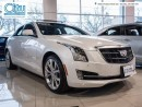 Used 2016 Cadillac ATS V6 Performance Collection AWD for sale in North York, ON