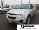 Used 2012 Chevrolet Equinox | BLUETOOTH | USB & AUX INPUTS | ALLOYS | for sale in Brampton, ON