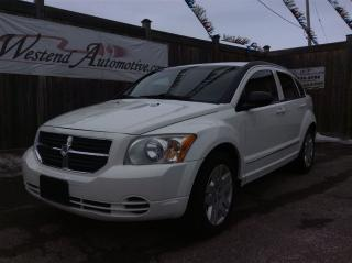 Used 2010 Dodge Caliber SXT for sale in Stittsville, ON