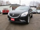 Used 2014 Buick Enclave LOADED CXL EDITION 7 PASSENGER 3.6L - V6.. AWD.. LEATHER.. CAPTAINS & THIRD ROW.. DUAL SUNROOF.. NAVIGATION.. BOSE.. for sale in Bradford, ON