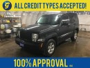 Used 2011 Jeep Liberty 4WD*POWER HEATED MIRRORS*TOW/HAUL MODE*HITCH RECEIVER W/WIRING*ALLOYS* for sale in Cambridge, ON
