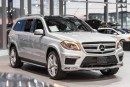 Used 2016 Mercedes-Benz GL350 BlueTEC 4MATIC for sale in Langley, BC