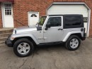 Used 2007 Jeep Wrangler Sahara for sale in Bowmanville, ON