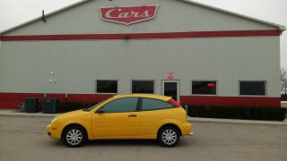 Used 2007 Ford Focus SE for sale in Tillsonburg, ON
