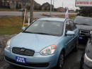 Used 2007 Hyundai Accent for sale in Brampton, ON