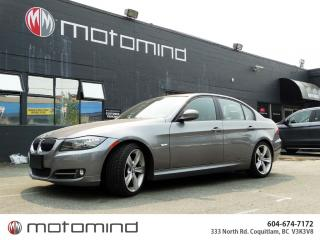 Used 2009 BMW 3 Series 335i for sale in Coquitlam, BC