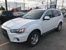 Used 2010 Mitsubishi Outlander ES for sale in Waterloo, ON