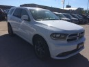 Used 2016 Dodge Durango Limited for sale in Owen Sound, ON