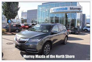 Used 2014 Acura MDX NAVI PKG for sale in Surrey, BC