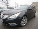 Used 2013 Hyundai Sonata SE-Leather-Sunroof-Alloys-MINT for sale in Mississauga, ON