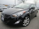 Used 2012 Hyundai Elantra Limited w/Navigation-NEW tires-MINT for sale in Mississauga, ON