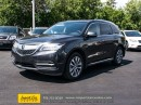 Used 2015 Acura MDX Nav Pkg for sale in Ottawa, ON