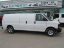Used 2015 Chevrolet Express 2500 3/4 ton extended gas cargo van X 2 for sale in Richmond Hill, ON