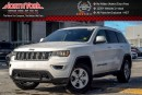 New 2017 Jeep Grand Cherokee New Car Laredo|4x4|AllWeatherPkg|Sunroof|8.4