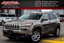 New 2017 Jeep Cherokee North|Sat Radio|Bluetooth|8.4