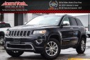 Used 2016 Jeep Grand Cherokee Limited |4x4|Nav|Backup Cam|Leather|Rear ParkSense|18