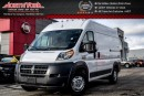 Used 2016 RAM Cargo Van ProMaster |CleanCarProof|RearCam|Bluetooth|KeylessEntry|LowKM| for sale in Thornhill, ON