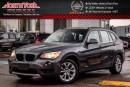 Used 2013 BMW X1 28i xDrive|Pano_Sunroof|Nav|FR/RR Pkng Sensors|HTD Frnt Seats|18