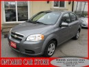Used 2009 Chevrolet Aveo LS !!!1 OWNER NO ACCIDENTS!!! for sale in Toronto, ON