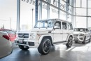 Used 2013 Mercedes-Benz G63 AMG SUV for sale in Langley, BC