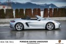 Used 2017 Porsche Boxster 718 PDK for sale in Vancouver, BC