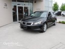 Used 2009 Honda Accord Sedan EX for sale in Langley, BC