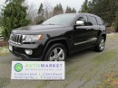 Used 2013 Jeep Grand Cherokee Limited, 4WD, Nav, Insp, Warr for sale in Surrey, BC