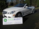 Used 2011 Mercedes-Benz E350 E350, Cabriolet, AMG Sport for sale in Surrey, BC