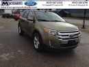 Used 2013 Ford Edge Limited  - Leather Seats -  Bluetooth -  Heated Seats for sale in Kincardine, ON