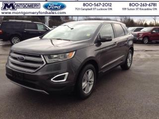 Used 2017 Ford Edge SEL for sale in Kincardine, ON