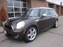Used 2008 MINI Cooper Clubman S Automatic 2 sets of Tires. for sale in Mississauga, ON