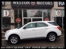 Used 2011 Chevrolet Equinox LS *AWD *POWER GRIP *BLUETOOTH *AMAZING DEAL!!! for sale in York, ON