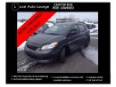 Used 2009 Toyota Matrix ONLY 88,000KM!!! POWER GROUP, A/C, CERTIFIED CPO!! for sale in Orleans, ON