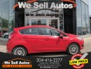 Used 2014 Ford Fiesta Titanium *BTOOTH *HTD SEATS *LTHR *CAM *SUNROOF for sale in Winnipeg, MB