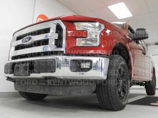 Used 2016 Ford F-150 XLT 3.5L V6 4x4 with 6 seats and a rear door that opens right up for anything you might have to travel with for sale in Edmonton, AB