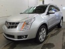 Used 2010 Cadillac SRX AWD PERFORMANCE PACKAGE/ LEATHER/ MOONROOF/ NAVIGATION for sale in Edmonton, AB