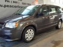Used 2015 Dodge Grand Caravan SE/SXT for sale in Peace River, AB