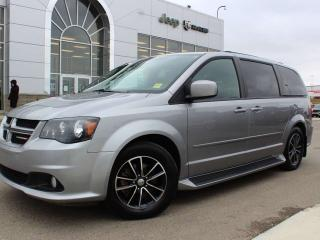 Used 2016 Dodge Grand Caravan R/T for sale in Peace River, AB