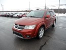 Used 2012 Dodge Journey SXT for sale in Kingston, ON