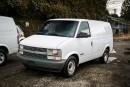 Used 1999 Chevrolet Astro Cargo Van, Shelving, Windowed Rear Doors for sale in Surrey, BC