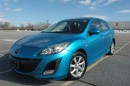 Used 2010 Mazda MAZDA3 GT HB SUNROOF/BLUETOOTH CERTIFIED & E-TEST for sale in Scarborough, ON