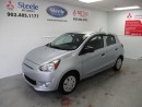 Used 2015 Mitsubishi Mirage ES for sale in Dartmouth, NS
