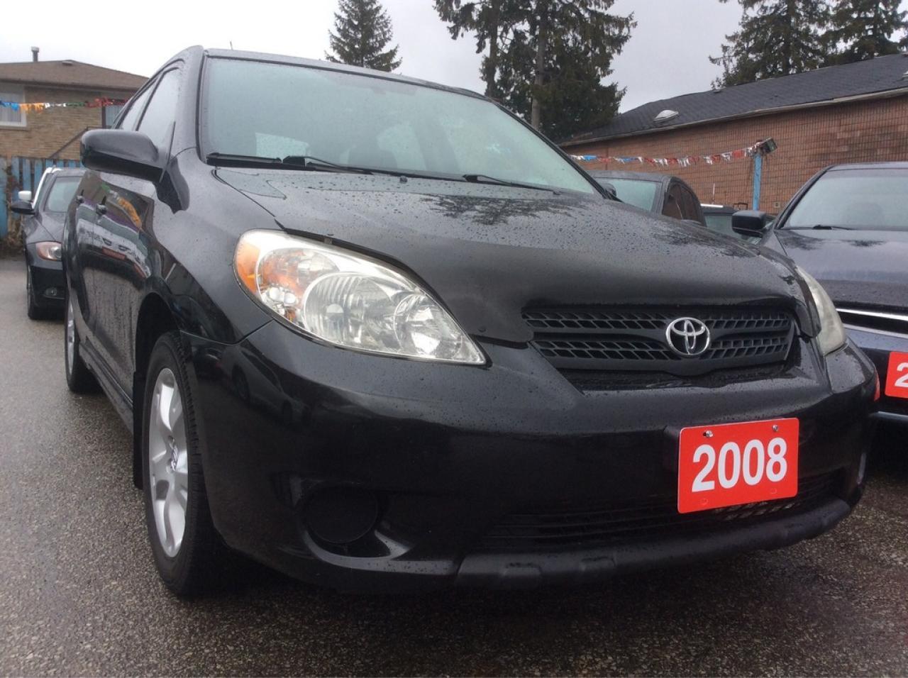 2008 Toyota Matrix XR EXCELLENT SHAPE Alloys w/All Power Options
